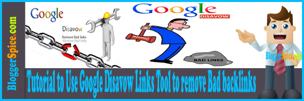 Tools to remove bad backlinks