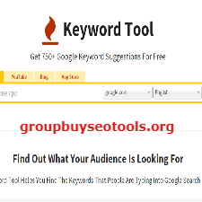 Combo Upgrade tools - Group Buy Seo Tools